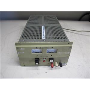 Lambda LP-530-FM Regulated Power Supply, 0-10V