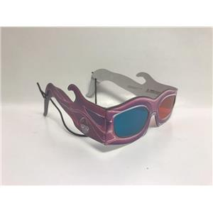 The Adventures of Sharkboy and Lavagirl 3D Paper Movie Theater Glasses 12 Pair