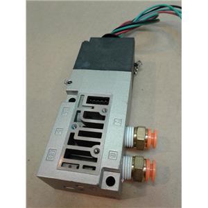 Smc NVF2000-1 Nvf20001 Pneumatic Valve Body Manifold