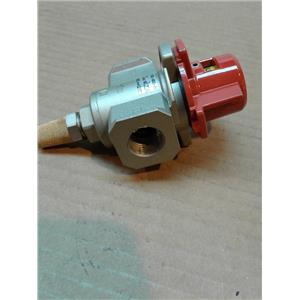 Smc VHS30-N03-RZ 3 Port Lockout Valve