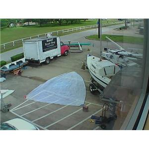 Rhodes 19 Spinnaker w 19-8 Luff from Boaters' Resale Shop of TX 1805 0777.93