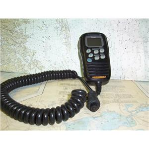 Boaters Resale Shop of TX 1804 2774.01 ICOM HM-157B COMMAND MIC II ONLY