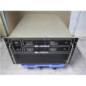 Power Ten 5800R-20/10 DC Power Supply 0-20V /0-250A, 0-10V/ 0-550A