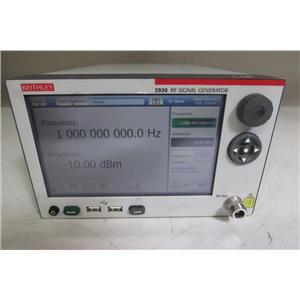 Keithley 2920 RF VECTOR SIGNAL GENERATOR, 6GHz Opt 006, LAR