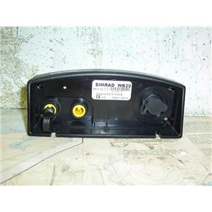 Boaters Resale Shop of TX 1805 1747.13 SIMRAD WB20 INTERFACE BOX ONLY