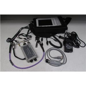 Anritsu S810D Broadband Cable & Antenna Analyzer 2 MHz to 10.5 GHz opt 11NF/22NF