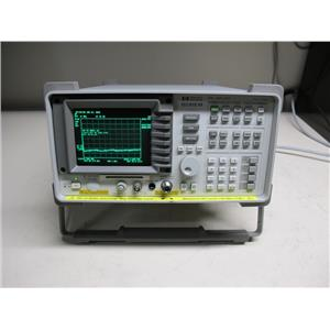 Agilent HP 8591EM EMC Spectrum Analyzer, 9 kHz to 1.8 GHz, Calibrated