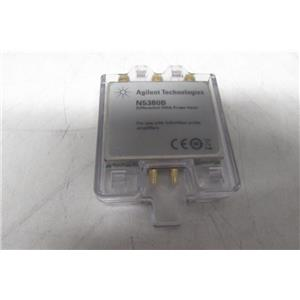 Agilent N5380B InfiniiMax II 12 GHz differential SMA adapter