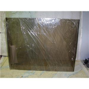 Boaters Resale Shop of TX 1805 1725.01 TINTED WINDSHIELD FOR 1981 BOSTON WHALER