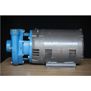 """208 to 240/480VAC Open Dripproof Centrifugal Pump, 3-Phase, 2"""" NPT Inlet Size"""