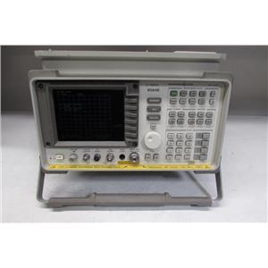 Agilent 8564E Spectrum Analyzer, 30 Hz - 40 GHz opt 008 w/ color display, cal'd
