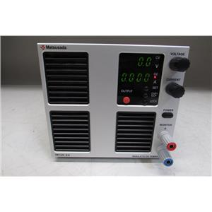 Matsusada RK120-6.6 DC POWER SUPPLY