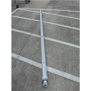 Boaters Resale Shop of TX 1704 1027.01 THREE INCH 12-1/2-16 FOOT SPINNAKER POLE