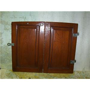 Boaters Resale Shop of TX 1806 0447.08 REINFORCED TEAK COMPANIONWAY DOOR