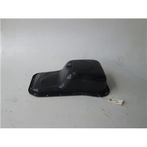 Fiat 124 engine oil pan