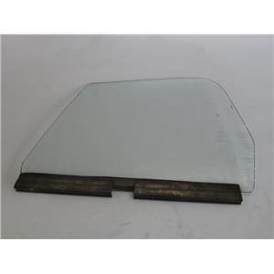 MG Midget left front window door glass 00-156