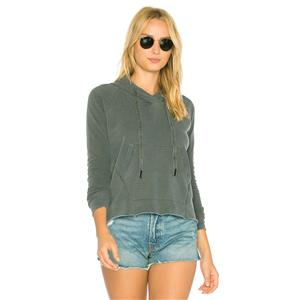 XS New Stateside French Terry Hoodie in Fern