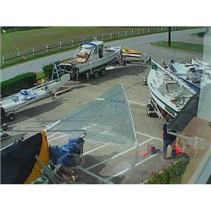 J-24 Hank On Jib w Luff 27-1 from Boaters' Resale Shop of TX 1710 2277.91