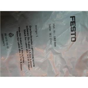 Festo 192009 Sensor Connector Plug SEA-3GS-M8-S