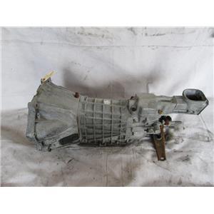 Fiat 124 Spider manual transmission 5 speed