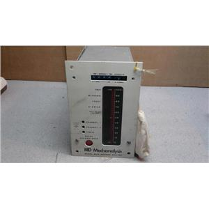 IRD Mechanalysis Model 5802 Machine Monitor