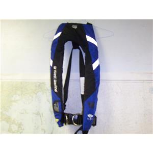 Boaters Resale Shop of TX 1807 2177.11 WEST MARINE AUTOMATIC A-33 OFFSHORE PFD