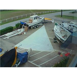 North Sails Jib w Luff 38-10 from Boaters' Resale Shop of TX 1710 2772.90