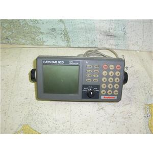 Boaters Resale Shop of TX 1806 0257.05 RAYTHEON RAYSTAR 920 DISPLAY ONLY