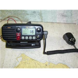 Boaters Resale Shop of TX 1806 1742.01 UNIDEN POLARIS-bk MARINE VHF RADIO & MIC