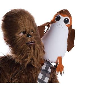 Porg Shoulder Prop Star War Costume Accessory
