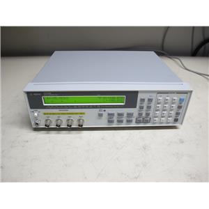 HP Agilent 4338B Milliohmmeter