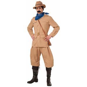 President Theodore Roosevelt Deluxe Adult Costume Jumanji