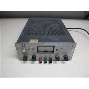 Agilent HP 6102A DC POWER SUPPLY 0-40V/ 0-.5A