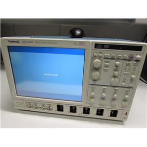 Tektronix DSA70604 Digital Serial Analyzer, 6GHz 25 GS/s DSA, w/ 11 opt, cal'd