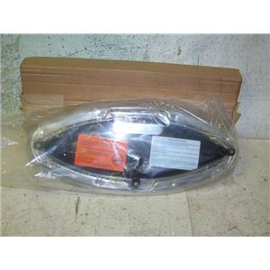 Boaters' Resale Shop of TX 1808 1272.27 BOMAR SS OVAL PORTLIGHT FOR SEARAY