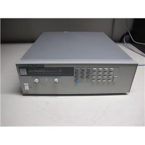 Agilent HP 6654A 500 Watt System Power Supply, 60V, 9A (ref: db)
