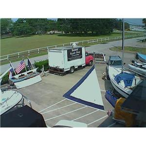 RF Jib w Luff 38-8 from Boaters' Resale Shop of TX 1803 2425.91