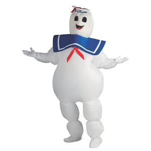 Ghostbusters: Inflatable Stay Puft Adult Costume