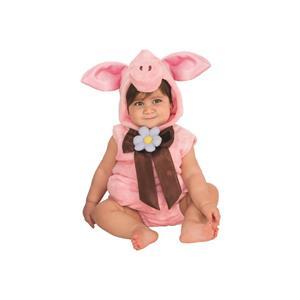 Little Piggy Infant Piglet Child Costume Size 6-12 months