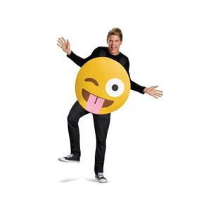 Tongue Out Costume One Size Adult