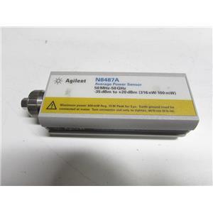 Agilent N8487A Power Sensor, 50 MHZ to 50 GHz