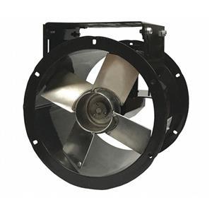 """DAYTON  12"""" Tubeaxial Fan model 4C659 (MOTORS SOLD SEPERATELY)"""