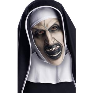 Officially Licensed The Nun Scary Movie 3/4 Mask