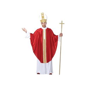 The Pope Cardinal Pontiff Plus Size Adult Costume 48-52