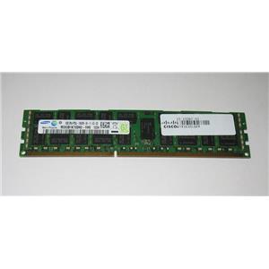Cisco 15-13637-01 | Samsung M393B1K70DH0-YH9 8GB PC3L-10600R DDR3 ECC Memory RAM