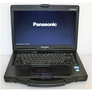 "Panasonic ToughBook 14"" CF-53 MK2 Core i5 3340M 2.70Ghz 8GB Laptop CF-53SALZYCM"