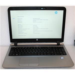 "HP Probook 450 G3 FHD 15.6"" Core i5 6200U 2.3GHz 8GB 500GB Graphics 520 Laptop"