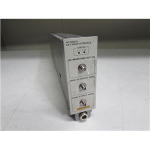 Agilent HP 70907A External Mixer Interface Module
