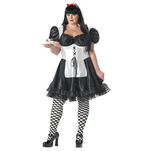 California Costume Malice in Wonderland Plus Size Costumes