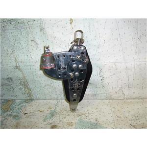 Boaters' Resale Shop of TX 1809 0522.02 HARKEN HEXARATCHET BLOCK, BECKET AND CAM